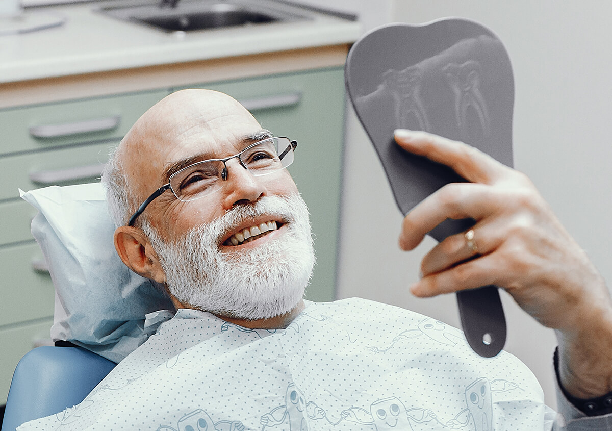 Experienced Dentist explains the process and options for getting dentures